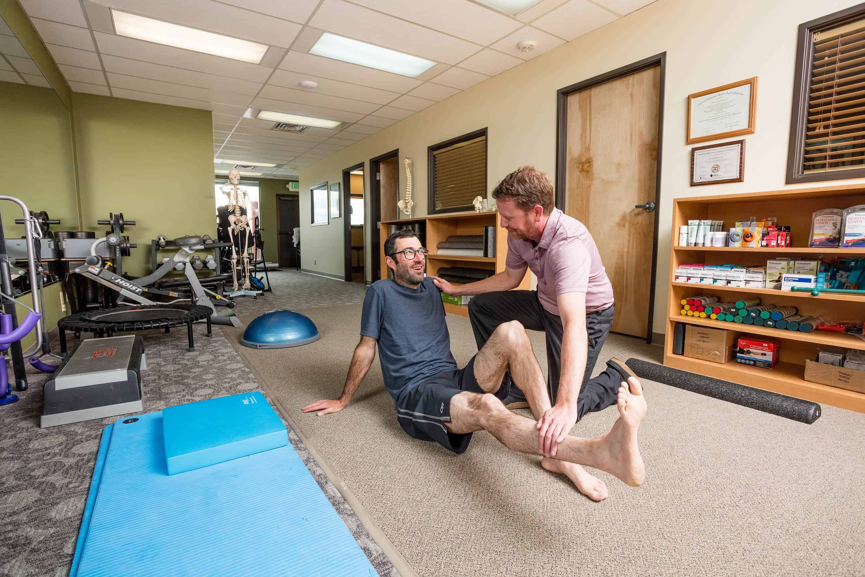Dr. Mike Fleming at Active Health Solutions