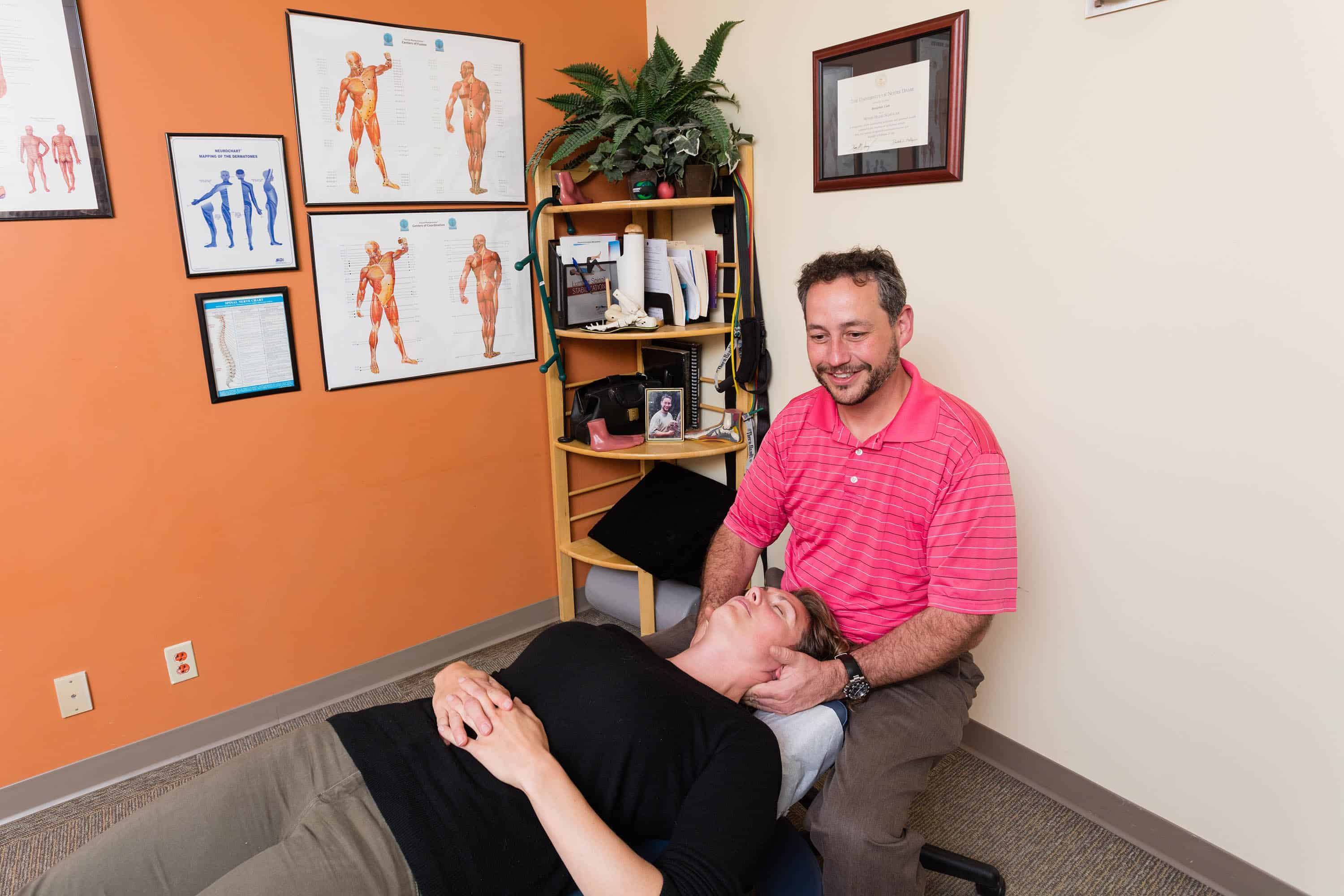 Dr. Ben Cain at Active Health Solutions